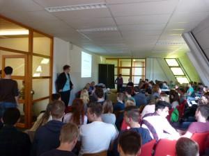 Geesthacht im Otto-Hahn-Gymnasium, Geesthacht 16.05.14