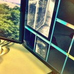 Monitore des FRONTEX-Pilotprojekts zur Grenzüberwachung