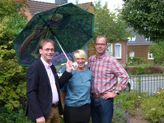 Praxistag in Schleswig-Holstein: Besuch eines Gartenbaubetriebes