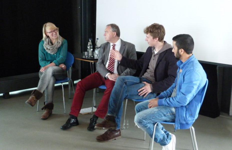 Für ein faires Miteinander: Von den Grenzen Europas bis nach Eckernförde