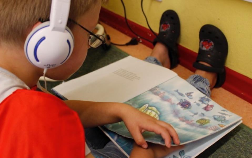 Sprache ist der Schlüssel zur Welt – Besuch der Sprach-KITA in Kiel-Mettenhof