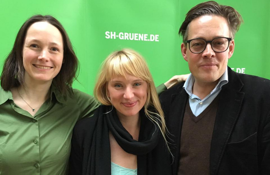 Luise führt erneut die schleswig-holsteinischen Landesliste zur Bundestagswahl an